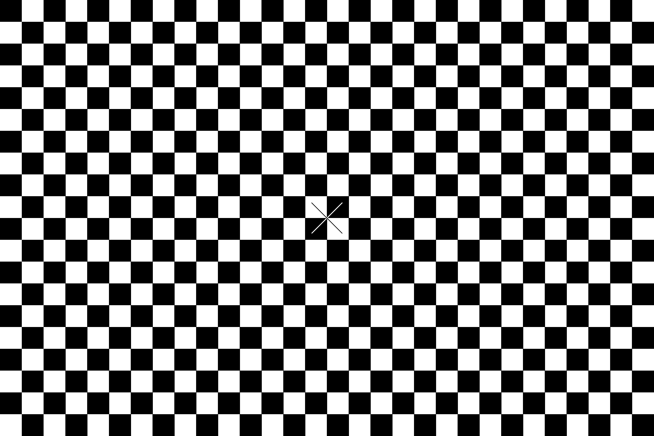 Black And White Checkerboard Cake